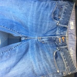 Super cute and fun Gap Bootcut Jeans